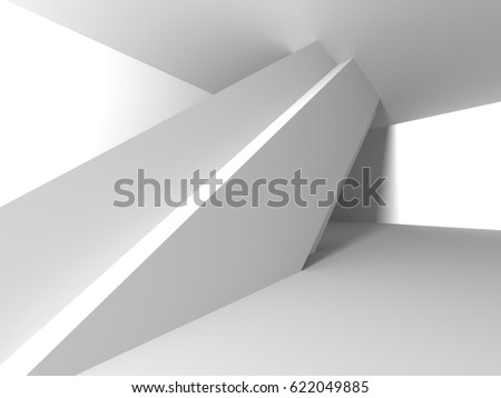 Architecture Design Background abstract architecture design white modern background stock