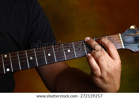 G Major Chord Guitar Stock Photo Royalty Free 272139257 Shutterstock
