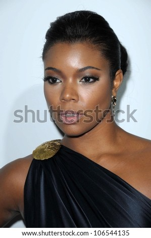 Gabrielle Union  at the Los Angeles Premiere of 'Cadillac Records'. The Egyptian Theater, Hollywood, CA. 11-24-08