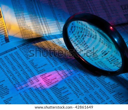Gains and losses of stock prices under the magnifying glass