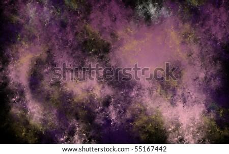 Galaxy Design - stock photo
