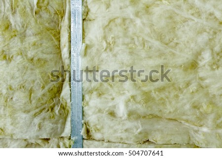 Rock wool stock photos royalty free images vectors for Steel wool insulation