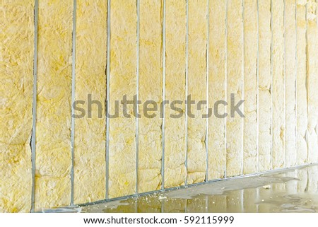 Thermal insulation stock images royalty free images for Steel wool insulation