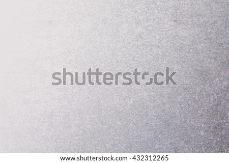 galvanized steel plate - metallic stainless corrugated chrome texture reflection grey background - stock photo