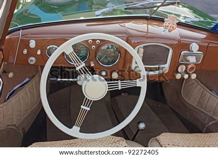 1950 vintage car stock images royalty free images vectors shutterstock. Black Bedroom Furniture Sets. Home Design Ideas