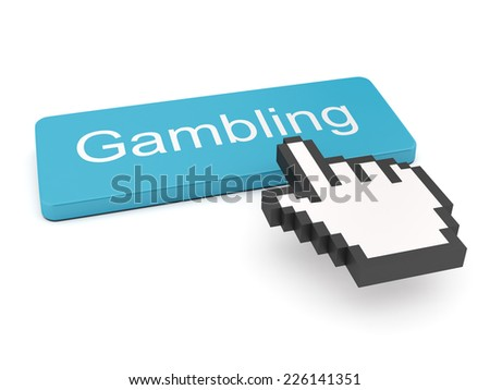 Gambling Button on Keyboard