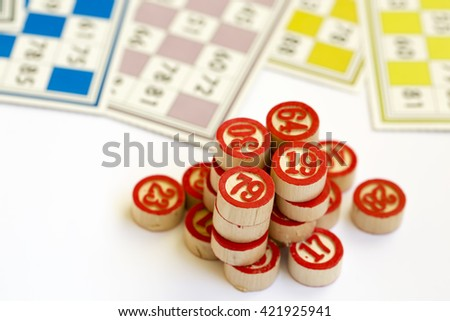 Game Cards - stock photo
