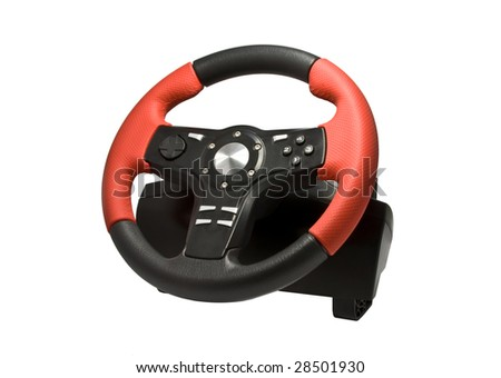 game pad - stock photo