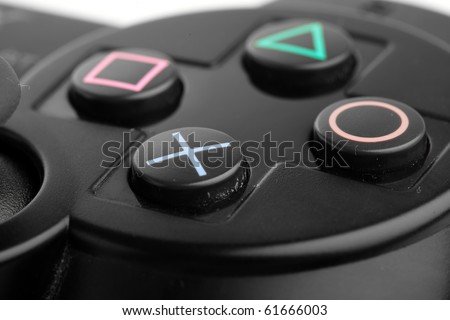 gamepad - stock photo