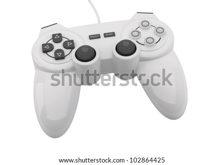 Gamepad White 