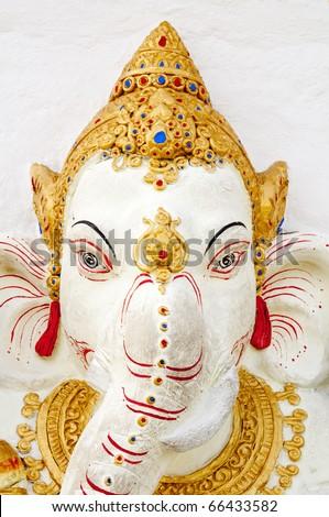 Ganesha - stock photo