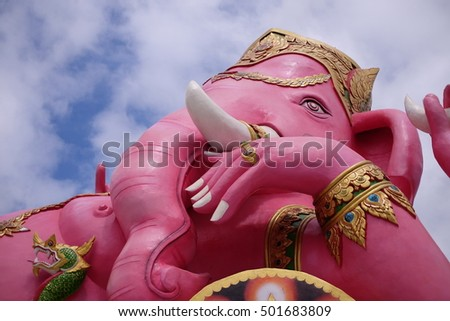 Ganesha: Lord of Success in Thailand.