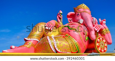 Ganesha: Lord of Success in Thailland