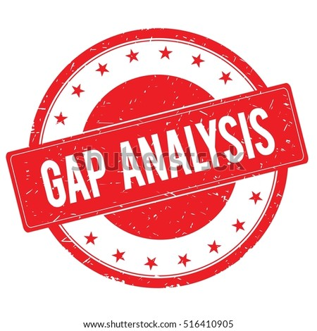 Gap Analysis Marketing Stock Images RoyaltyFree Images  Vectors