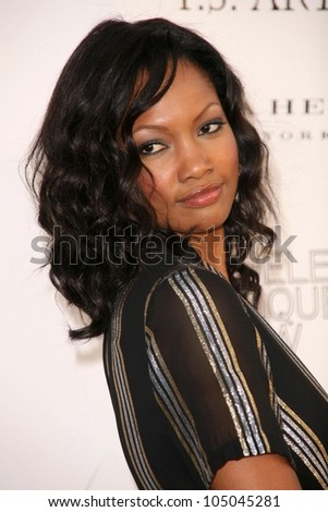 Garcelle Beauvais at the 14th Annual Los Angeles Antiques Show Benefitting P.S. Arts. Barker Hanger, Santa Monica, CA. 04-22-09