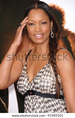 "GARCELLE BEAUVAIS-NILON at the world premiere of ""The Pursuit of Happyness"" at the Mann Village Theatre, Westwood. December 7, 2006  Los Angeles, CA Picture: Paul Smith / Featureflash"