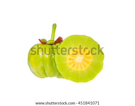 stock-photo-garcinia-cambogia-fresh-frui