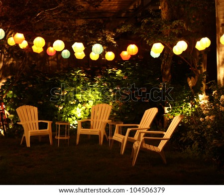 Garden Party Stock Images RoyaltyFree ImagesVectors