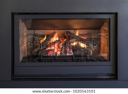how do a need sizing size i for measure logs to gas what fireplace