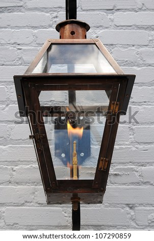 Gas Lamp Stock Images Royalty Free Images Amp Vectors