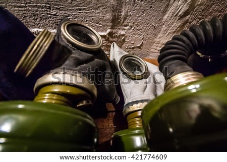 Gas masks of USSR