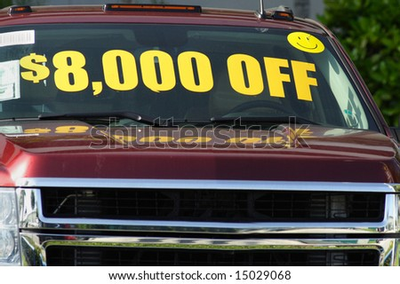 gas prices going up truck prices stock photo 15029068 shutterstock. Black Bedroom Furniture Sets. Home Design Ideas
