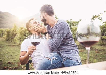 Романтик геи