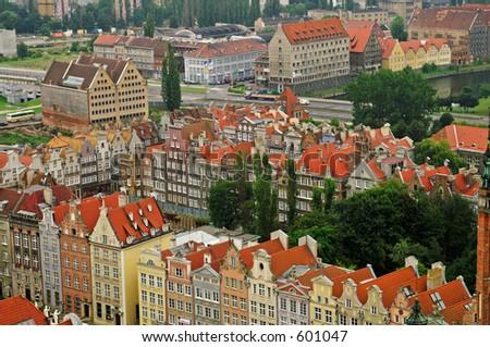 Gdansk - stock photo