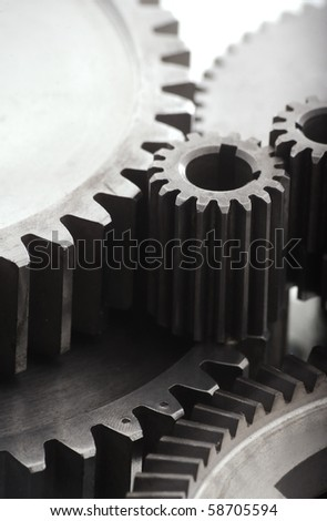 Gearing - stock photo