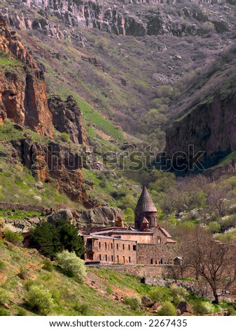 Geghard is one of the oldest monastery in republic of Armenia