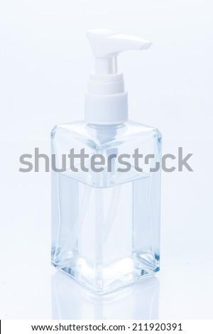 Gel Pump Dispenser Bottle - stock photo