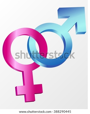 Gender and Orientation Symbol