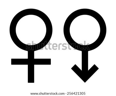 Lgbt Gender Symbols