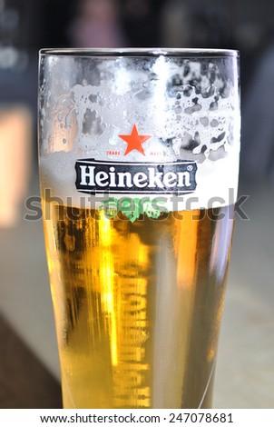 heineken beer stock images royalty free images vectors shutterstock. Black Bedroom Furniture Sets. Home Design Ideas