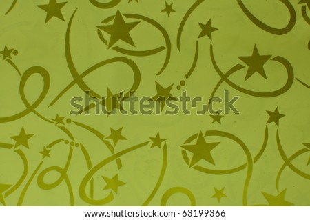 General design of Seamless pattern with star and line No copyright because it is my own design - stock photo