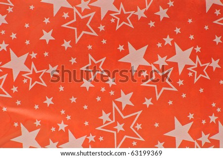 General design of Seamless pattern with star No copyright because it is my own design - stock photo