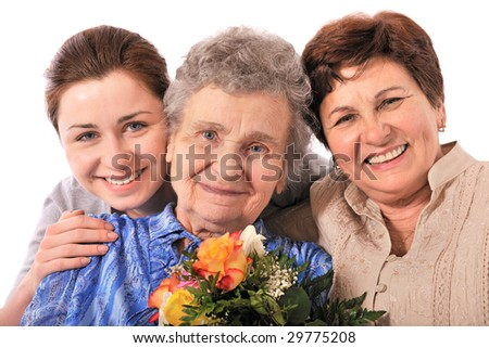 generation - stock photo