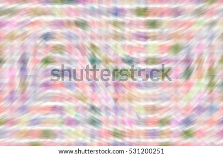 Generative triangle pixel mosaic for design wallpaper, texture or background, motion blur