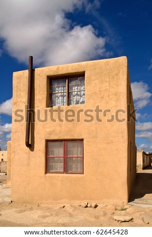Cibola county stock photos images pictures shutterstock for Adobe construction pueblo co