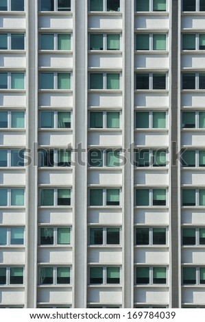 Generic Building - stock photo