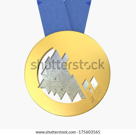 Generic Gold medal