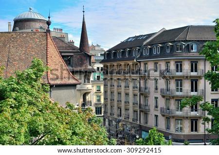 Geneva Switzerland Stock Photos Images Amp Pictures