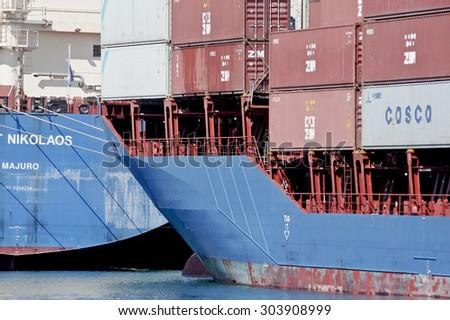 Cargo Ship Crew