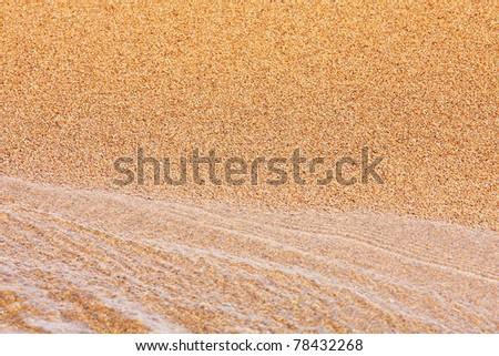 Gentle Surf - stock photo