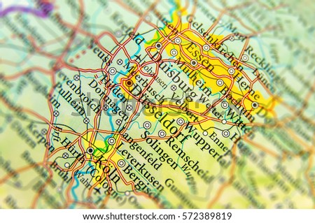 United States America On Map Stock Photo 85467832 Shutterstock