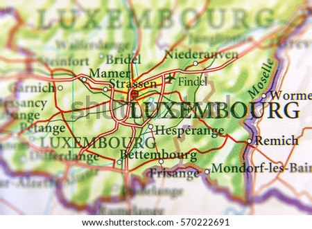 a geographical overview of luxembourg a european country Around the castle a small town developed which grew into a small country in the  1300s luxembourg became a power in europe three members of the house.