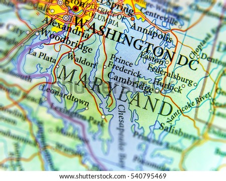 Washington Dc Map Stock Images RoyaltyFree Images Vectors - Washington dc on map of us