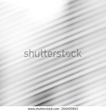 geometric abstract backround with lines in light gray color - stock photo