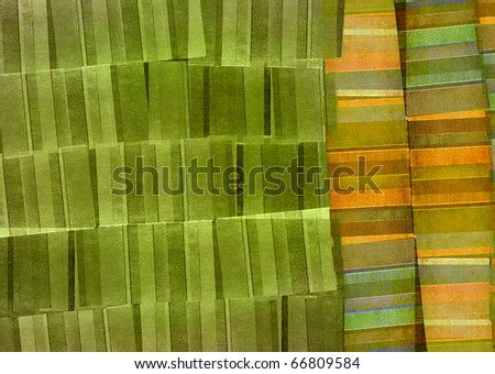 geometric background image - stock photo