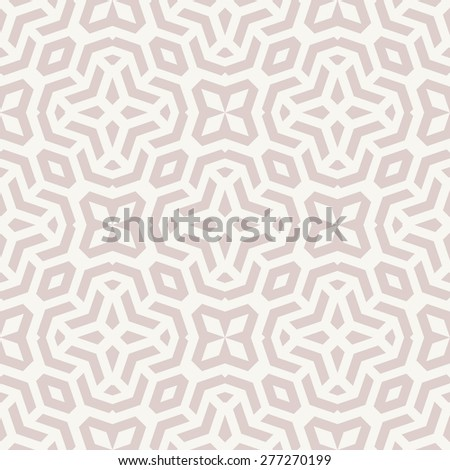 Geometric fine abstract  pink pattern. Seamless modern texture for wallpapers and backgrounds. - stock photo